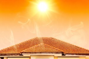 The Summer Heat and Your Roof